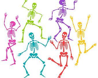 College paper dance