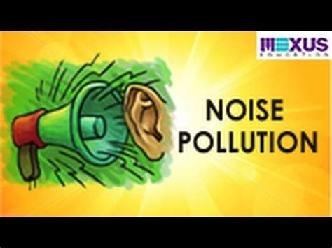 Noise pollution essay in Bengali language